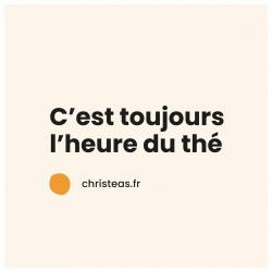 🍃le thé, la boisson idéale tout au long de la journée. et vous, quel est votre moment préféré pour le déguster ? 😉 #christeas #christeasbordeaux #maisondethe #depuis2001 #entreprisefamiliale #boutiquedethe #lartduthe #bychristel #assemblagedethe #thesignature #lethealabordelaise #the #tea #alheureduthe #infusezbuvezvivez #placedesgrandshommes #bordeauxmaville #boutiquechristeas #galeriedesgrandshommes #madeinbordeaux #maisondethefamiliale #bienetre
