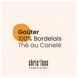 🔥 l'incontournable thé au canelé ! 100% bordelais, ce thé noir aromatisé à la vanille, rhum et caramel croquant... dites nous en commentaire si vous l'avez déjà goûté 😊 #christeas #christeasbordeaux #maisondethe #depuis2001 #entreprisefamiliale #boutiquedethe #lartduthe #bychristel #assemblagedethe #thesignature #lethealabordelaise #the #tea #alheureduthe #infusezbuvezvivez #placedesgrandshommes #bordeauxmaville #boutiquechristeas #galeriedesgrandshommes #madeinbordeaux #maisondethefamiliale #theaucanele #bestseller #thepreferedesbordelais