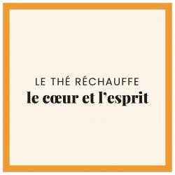 ✨buvons du thé, c'est bon pour la santé et ça réchauffe ! bien qu'aujourd'hui, il fasse encore très chaud sur Bordeaux 😉 #christeas #christeasbordeaux #maisondethe #depuis2001 #entreprisefamiliale #boutiquedethe #lartduthe #bychristel #assemblagedethe #thesignature #lethealabordelaise #the #tea #alheureduthe #infusezbuvezvivez #placedesgrandshommes #bordeauxmaville #boutiquechristeas #galeriedesgrandshommes #madeinbordeaux #maisondethefamiliale #citation #coeur #esprit