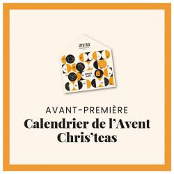✨AVANT-PREMIÈRE : CALENDRIER DE L'AVENT ✨  Christel est heureuse de vous présenter le nouveau Calendrier de l'Avent Chris'teas en forme de maison, en clin d'oeil de l'actualité de la marque. Le cadeau malin à (s') offrir... n'attendez plus, c'est une édition (très) limitée ! Disponible en pré-commande à la boutique et sur christeas.fr 🧡 #christeas #christeasbordeaux #maisondethe #depuis2001 #entreprisefamiliale #boutiquedethe #lartduthe #bychristel #assemblagedethe #thesignature #lethealabordelaise #the #tea #alheureduthe #infusezbuvezvivez #placedesgrandshommes #bordeauxmaville #boutiquechristeas #galeriedesgrandshommes #madeinbordeaux #maisondethefamiliale #breakingnews #calendrierdelavent #avantpremiere #nouveaute #boutiqueatelier #teatime