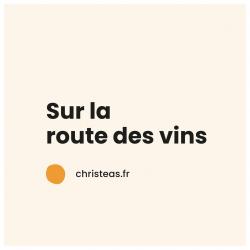 """🍇le vignoble bordelais sera bientôt en effervescence avec le début des vendanges ! à cette occasion, découvrez la gamme """"Sur la Route des Vins"""", véritable clin d'oeil aux vins de Bordeaux ! #christeas #christeasbordeaux #maisondethe #depuis2001 #entreprisefamiliale #boutiquedethe #lartduthe #bychristel #assemblagedethe #thesignature #lethealabordelaise #the #tea #alheureduthe #infusezbuvezvivez #placedesgrandshommes #bordeauxmaville #boutiquechristeas #galeriedesgrandshommes #madeinbordeaux #maisondethefamiliale #surlaroutedesvins #vignoblebordelais #vinsdebordeaux"""