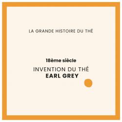📚la grande histoire du thé  18ème siècle - invention du premier thé parfumé, l'Earl Grey !  la légende la plus répandue raconte qu'un serviteur chinois du comte Grey (« Earl » en anglais) a eu la bonne idée de sublimer le goût du thé en y ajoutant une tranche de bergamote avant de le servir. l'Earl Grey était né ! Devenu premier ministre britannique, Charles Grey popularise la recette dans toute l'Angleterre... #christeas #christeasbordeaux #maisondethe #depuis2001 #entreprisefamiliale #boutiquedethe #lartduthe #bychristel #assemblagedethe #thesignature #lethealabordelaise #the #tea #alheureduthe #infusezbuvezvivez #placedesgrandshommes #bordeauxmaville #boutiquechristeas #galeriedesgrandshommes #madeinbordeaux #maisondethefamiliale #lagrandehistoireduthe #inventiondutheearlgrey